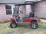 LITTLE ELM 98 CLUB CAR