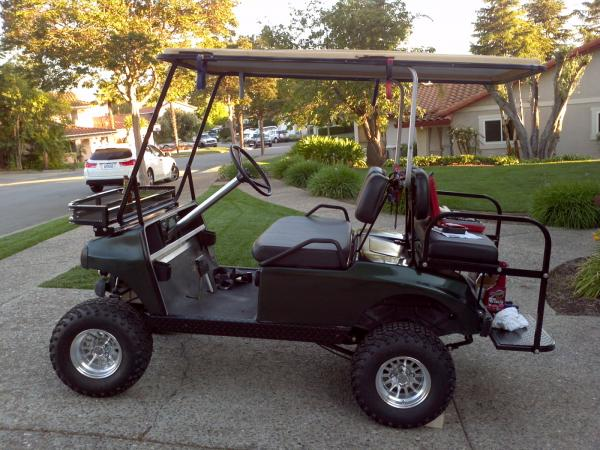Ted S 1989 Club Car Ds The Evolution Of A Sporting Clays