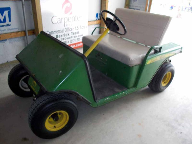 Trying to identify this cart